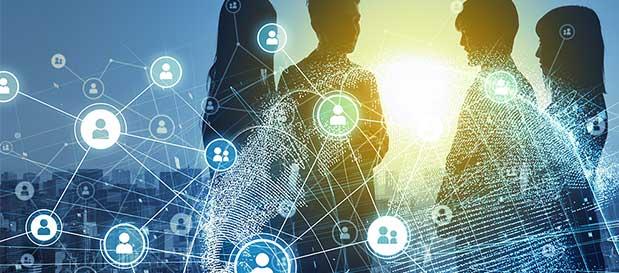 人材ネットワークイメージ