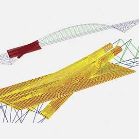 構造解析イメージ