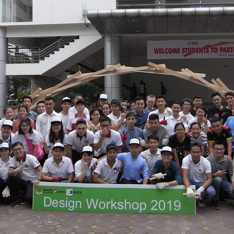 日本大学生ワークショップ in ベトナム